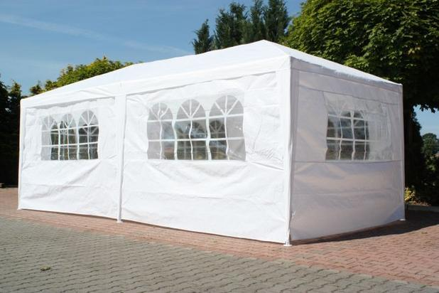 FRAME TENTS / GAZEBO TENT / CANOPY TENT - Party Rental