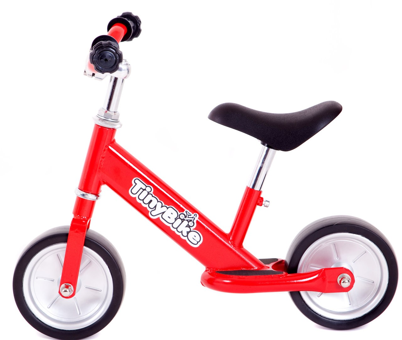 Tiny Bike Balance Bike For Children Aged 2 4 In Red
