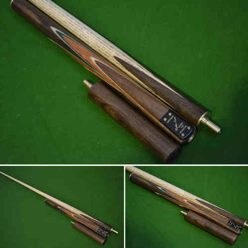 "57"" Handmade/Hand-Spliced Snooker Cue (Butt: Exotic Woods)"
