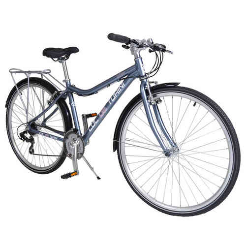 "Col de Turini Loire 700c Commuter Bike - Ladies 19"" Frame"