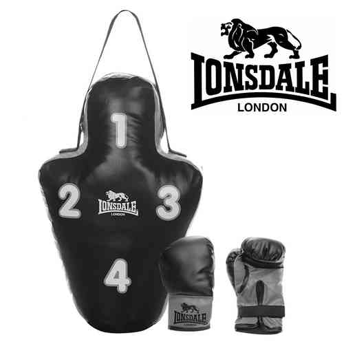 Lonsdale Jab Junior Boxing Torso Set