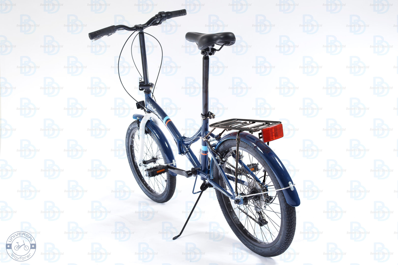 Universal Wayfarer 20 Quot Unisex City And Trek Folding Bike