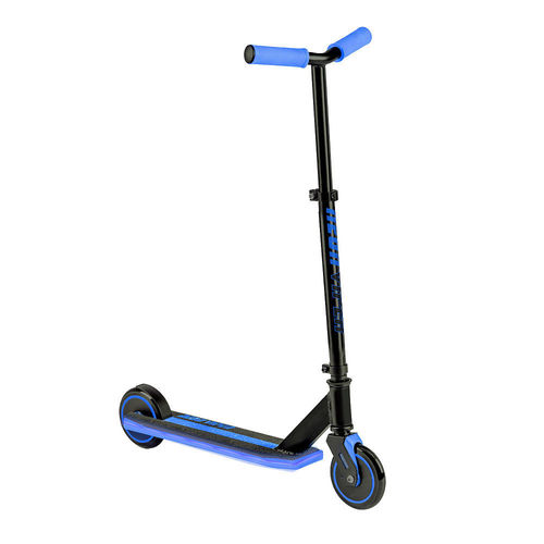Yvolution Neon Viper Scooter - Blue - 5 Years Upwards - Strong Lightweight Frame