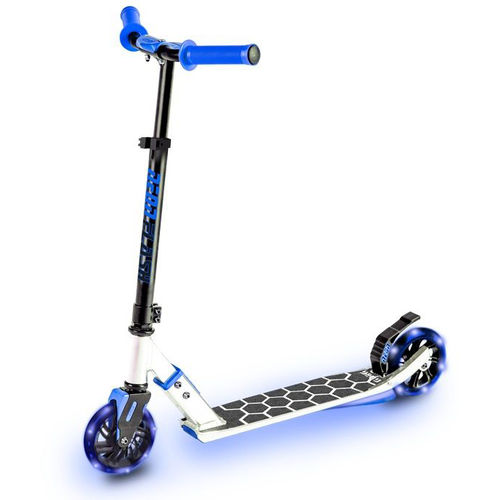 Yvolution Neon Flash Scooter - Blue
