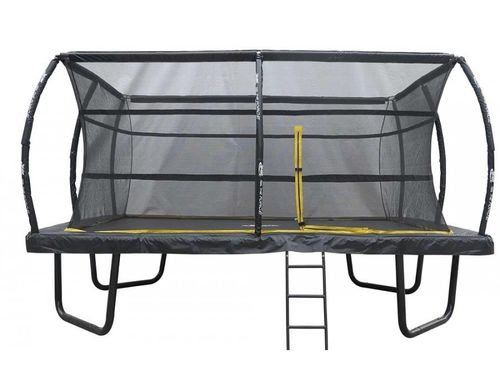 10ft x 15ft Telstar ELITE Rectangle Trampoline Package Including Cover and Ladder