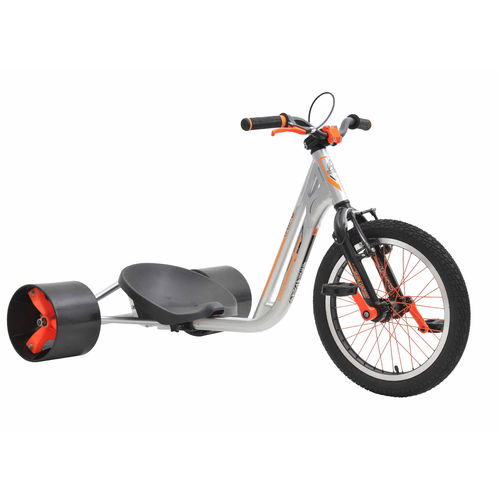 Counter Measure Drift Trike in Silver and Orange