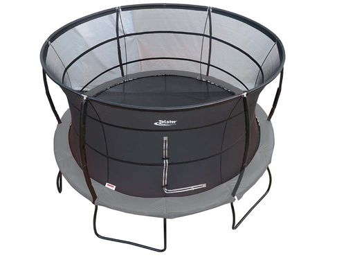 14ft Round Telstar Jump Capsule MK3 Trampoline Package Including Cover and Ladder